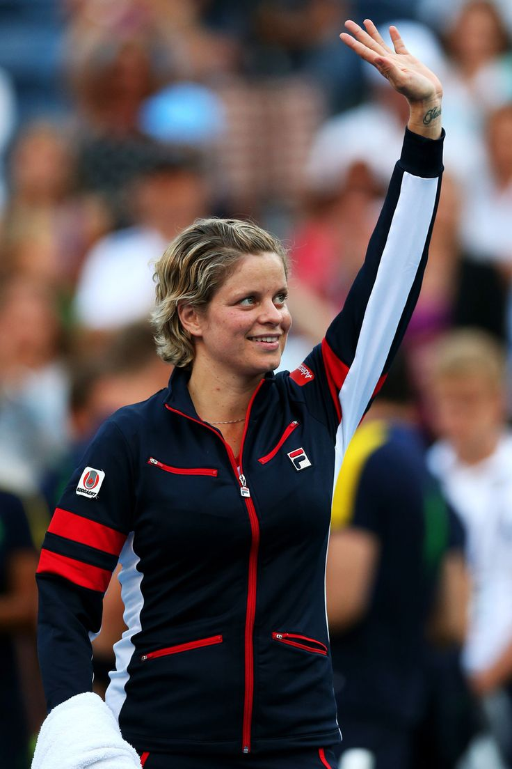 PHOTOS: Hall-of-Famer Kim Clijsters through the years