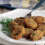 Συνταγές για ρεβυθοκεφτέδες, της Ντίνας Νικολάου | Συνταγούλης