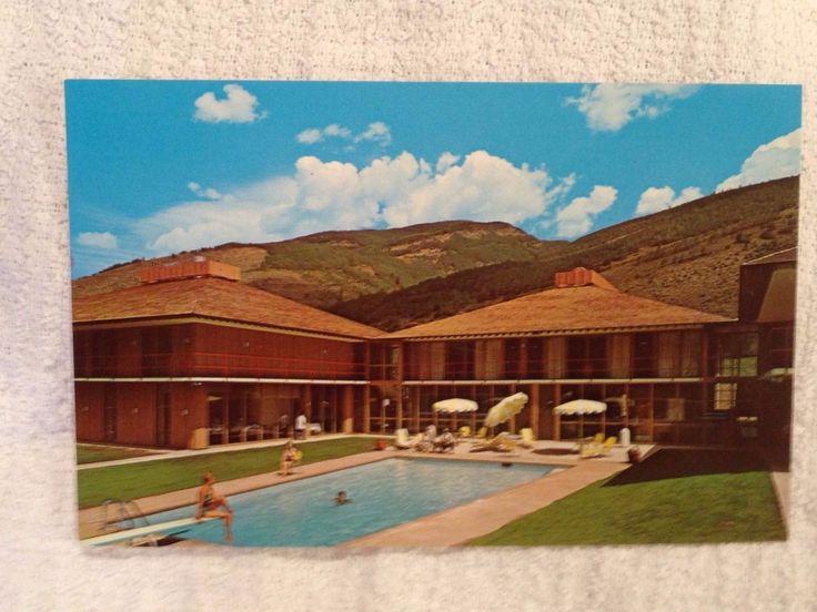 Vintage Vail Village Inn Vail Colorado Postcard | eBay