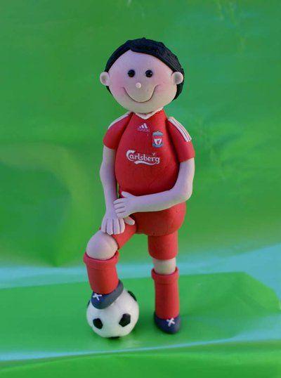 Liverpool Soccer Player by Verusca.deviantart.com on @deviantART