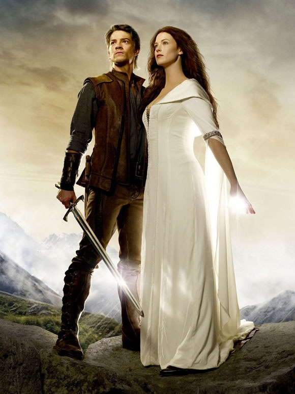 legend of the seeker ebook