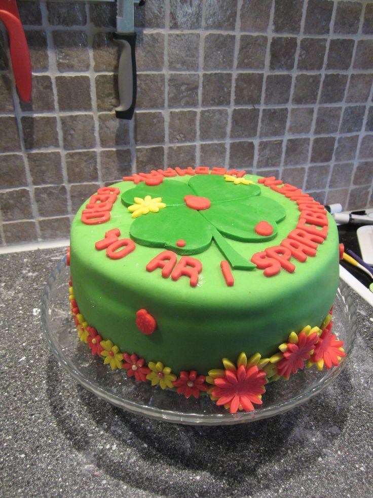 40 år kake
