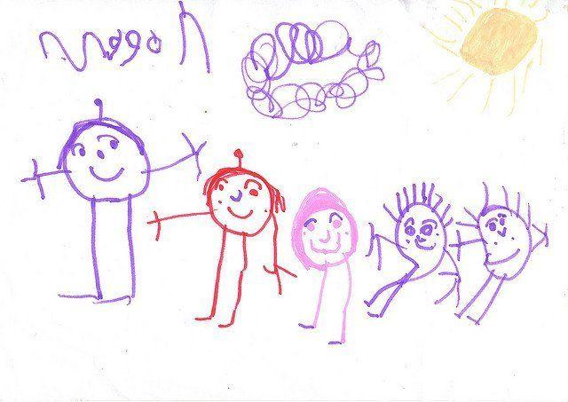 Claves Para Interpretar Los Dibujos De Los Ninos Dibujos Para Ninos Dibujos Infantiles Ninos Artisticos