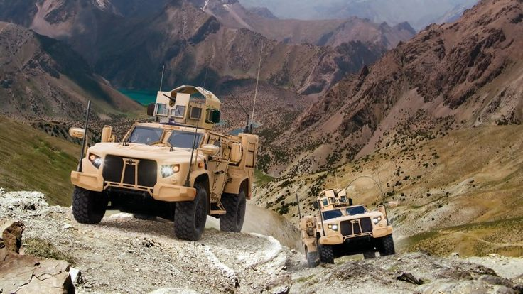 Joint Light Tactical Vehicle. The Army just awarded a contract to Oshkosh Corporation to supply 17,000 Joint Light Tactical Vehicles (JLTV)—military speak for a large, powerful, heavily armored vehicle that will replace the old Humvee.