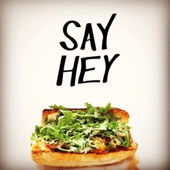 Photo of Say Hey Cafe - Vancouver, BC, Canada. Meatball sub