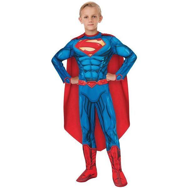 Superman anzug kinder