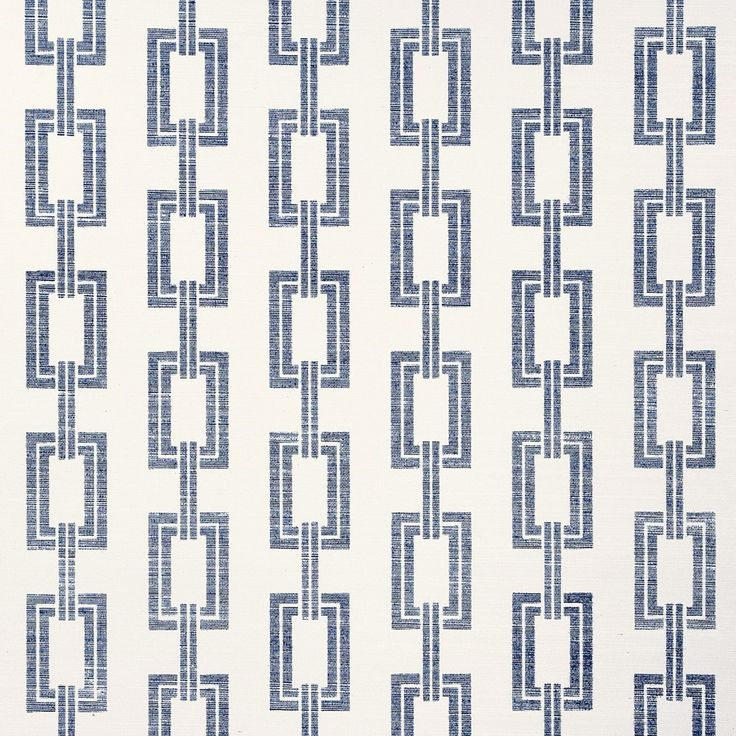 Navy Chain Link a Specialty & Metallic 5164 - Phillip Jeffries