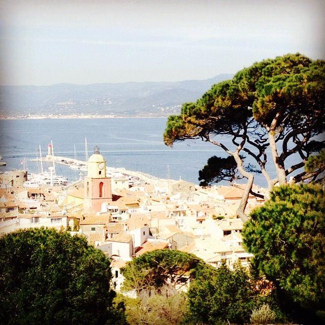 Mes idées de Week-End en amoureux dans le golfe de Saint-Tropez