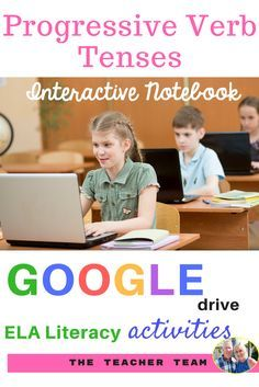 his product contains digital Progressive Verb Tense activities and is perfect for CENTERS, Daily 5 rotations, English Language Block, STATIONS, SMALL GROUPS, EARLY FINISHERS, Sub Plans, or WHOLE CLASS instruction. Paperless vocabulary practice!