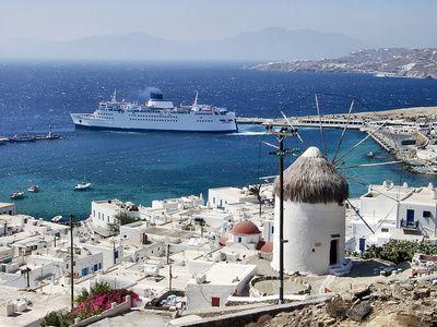 Mykonos Cyclades Grece