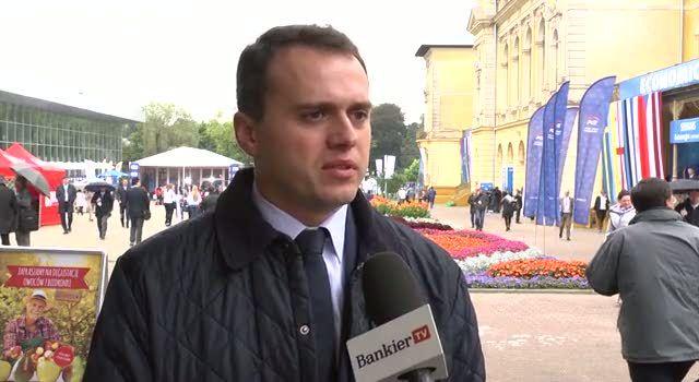 O Polskich firmach i o ich działaniach na  regionalnych rynkach opowiada Piotr Darowski