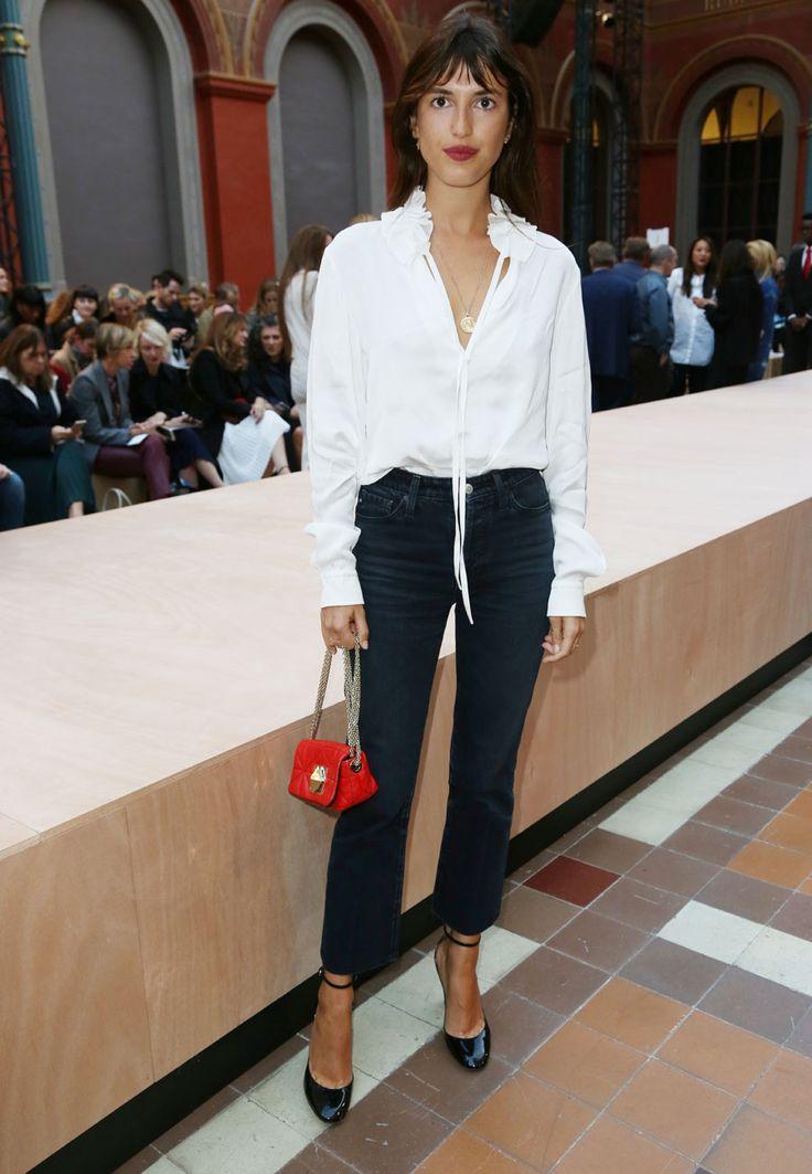 Fashion Week de Paris : qui est assis aux premiers rangs des défilés   Glamour