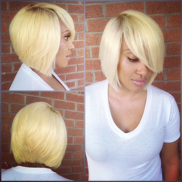 Jamaican Bob Hairstyle: Photo Taken By @hairbylatise On Instagram, Pinned Via The