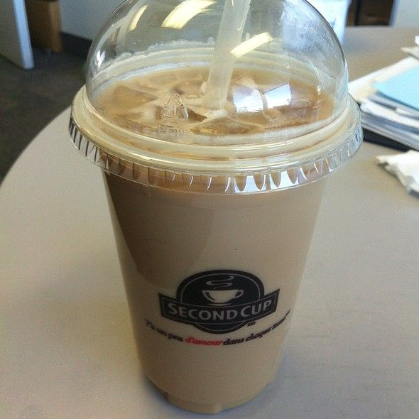 Iced White Mocca @ Second Cup