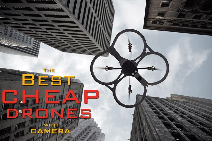 Best cheap drones with camera for under $200 Introduction Buying a drone can be a very interesting thing. And, if you are looking to get your first quadcopter then you have come to the right place, we will tell you which the best cheap drones with camera are for under $200. In addition, even if th