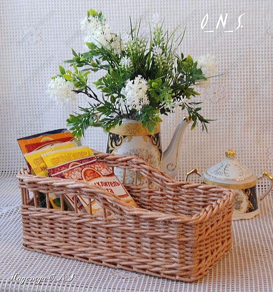 érdekes emelt Поделка изделие Плетение Январские работы Трубочки бумажные фото 1