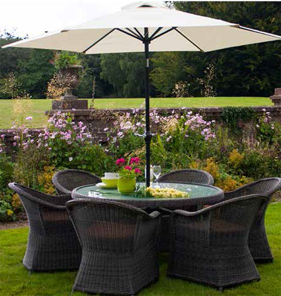 Win a gorgeous 8-piece outdoor dining furniture set worth €1, 850! | image.ie