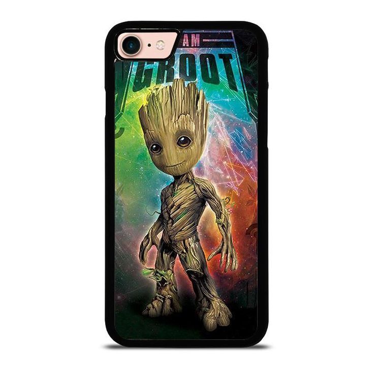 Guardian of the galaxy baby groot iphone 8 case cover