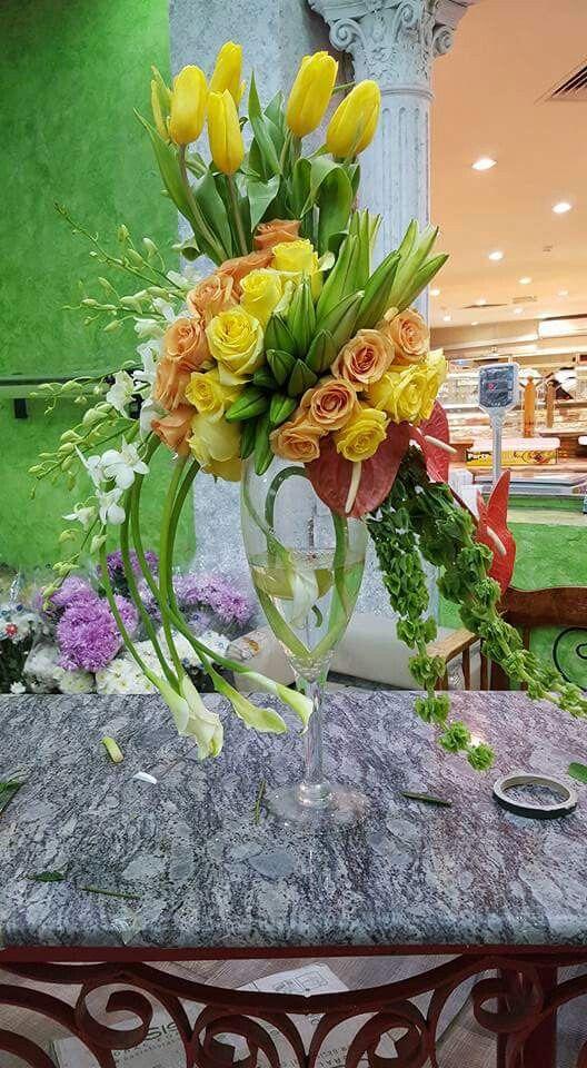 BABY SHOWER~Floral arrangement