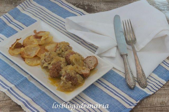Albóndigas en salsa española   La cocina perfecta