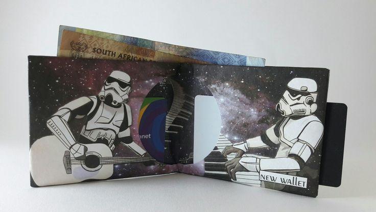 Star Wars slim wallet