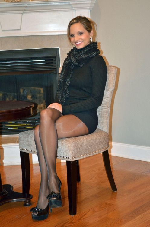 pantyhose crossdressing amateur pics