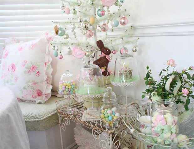 Old Painted Cottage of the Month  Spring/Easter  Pinterest