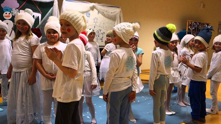 Vánoční vystoupení pro rodiče (1. třída ZŠ Kounice, 17.12.2014)