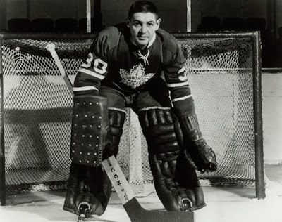 Vintage Leafs: Terry Sawchuck