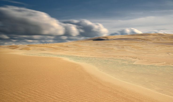 Dunes- Leba Slowinski National Park by Mirek  . on 500px