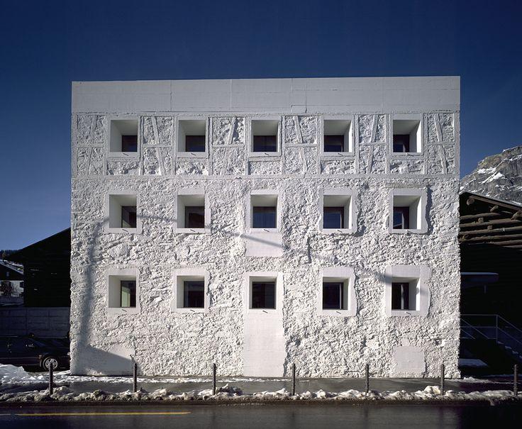 126 best architecture suisse moderne et contemporaine for Architecture suisse