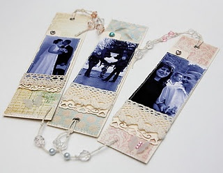 18 best Bookmark Wedding Favors images on Pinterest