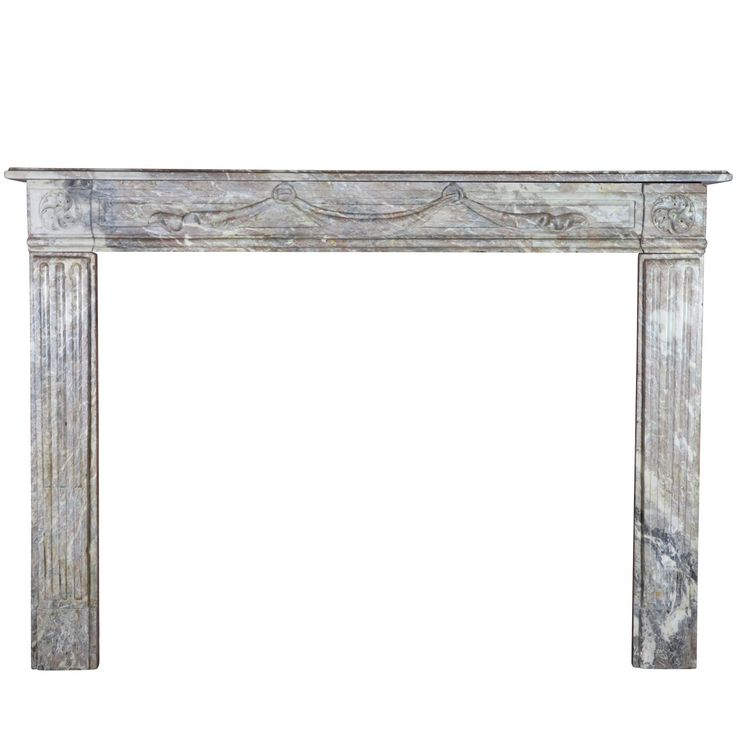 18th Century Marble antique Fireplace Mantel   From a unique collection of antique and modern fireplaces and mantels at https://www.1stdibs.com/furniture/building-garden/fireplaces-mantels/
