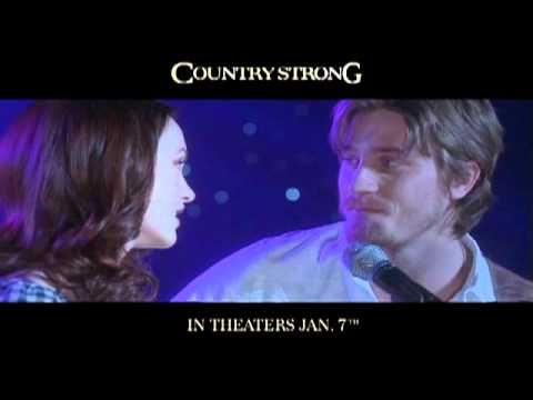 "Sexiest song ever....Leighton Meester & Garrett Hedlund sing ""Give In To Me"" from Country Strong"