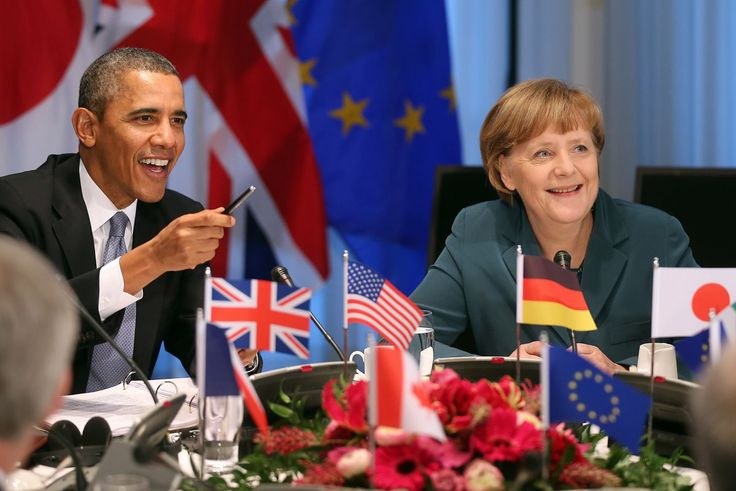 World Leaders Cancel G-8 Summit in Russia After Ukraine Crisis - G8 again to be G7