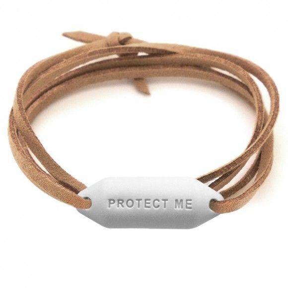 Bracelet Protect Me blanc