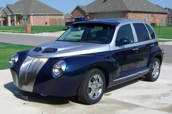 PT Cruiser Touring Edition 2001 - PT Cruiser Gallery