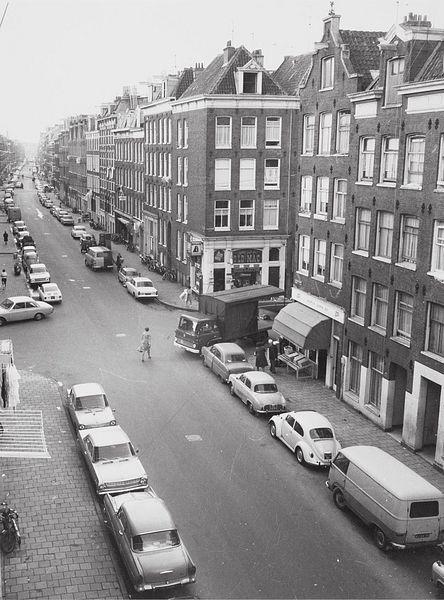 Tollensstraat kruising Jacob van Lennepstraat