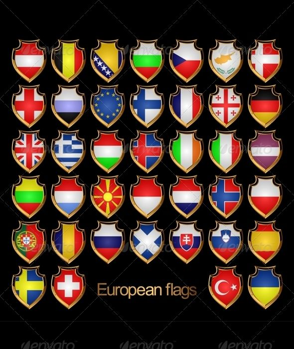 best 25 european flags ideas on pinterest flags of european countries union europeen and. Black Bedroom Furniture Sets. Home Design Ideas
