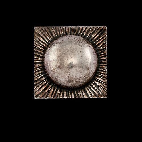 Elis Kauppi for Kupittaan Kulta, Vintage sterling silver ring,...