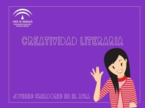 Desde la Biblioteca Escolar de nuestro centro continuamos por segunda vez con el Programa de Creatividad Literaria .   Participa el alumnad...