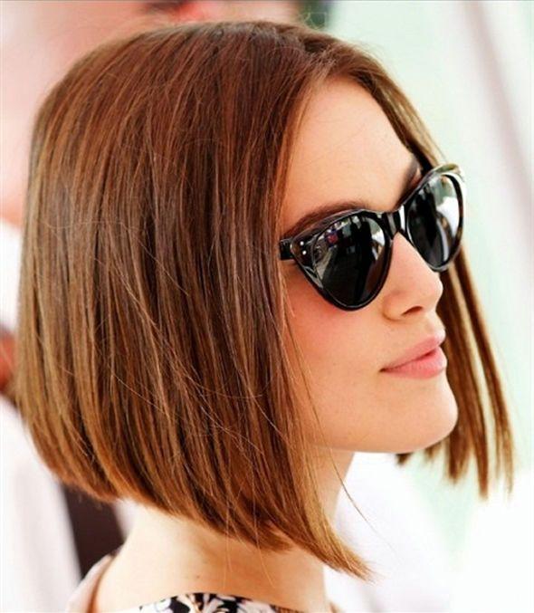cabelo da Keira Knightley, corte da Keira Knightley, hair Keira Knightley, Keira Knightley com corte de cabelo long bob, Keira Knightley com...