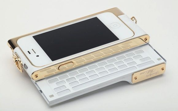 Will.i.am Introduces iPhone Camera Accessory with Slide-Out Keyboard - Mac Rumors