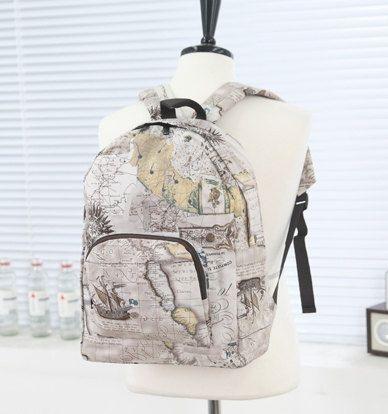 19 best college backpacks images on pinterest fashion bags world map backpackfashionable backpack schoolschool backpacktravel backpackvintage backpack publicscrutiny Images