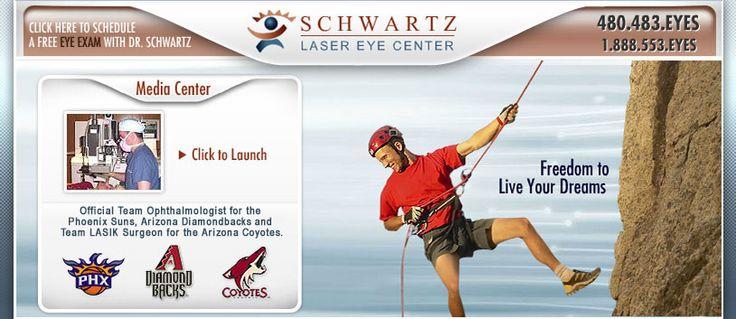 Schwartz Laser Eye Center - LASIK vision correction located in Scottsdale Arizona