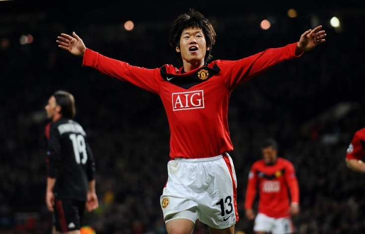 I miss you Park Ji Sung