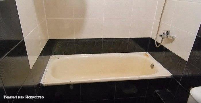 Реставрация ванн жидким акрилом    Самостоятельная реставрация чугунной ванны жидким акрилом доступна каждому домохозяину. Работа занимает около 3 часов и проводится с использованием доступных средств. Обновление позволяет восстановить даже очень старую ванную. Рассмотрим в статье подробно, как это делается.    Пошаговая инструкция по реставрации ванны жидким акрилом    Выполнить работу сможет любой домовладелец: проводится она не быстро, поэтому можно без труда исключить распространенные…