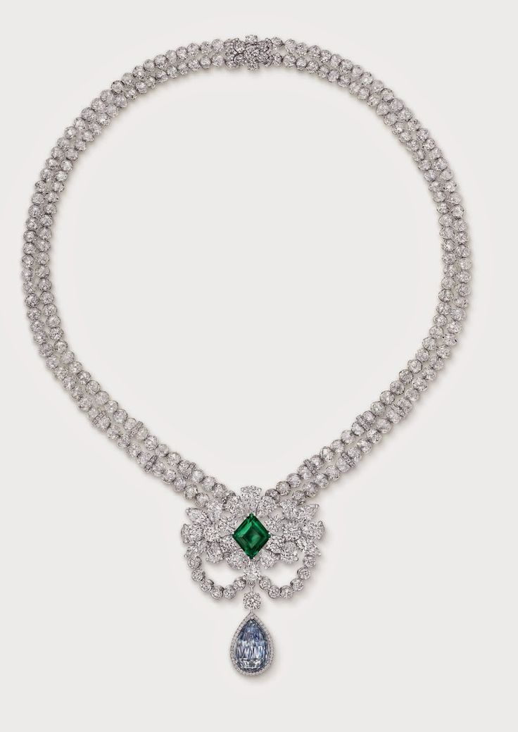 Jewelry News Network: Graff Honors Paris With Two Statement Jewels ...