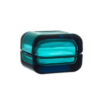 iittala Vitriini Box-60x60 mm Sea Blue