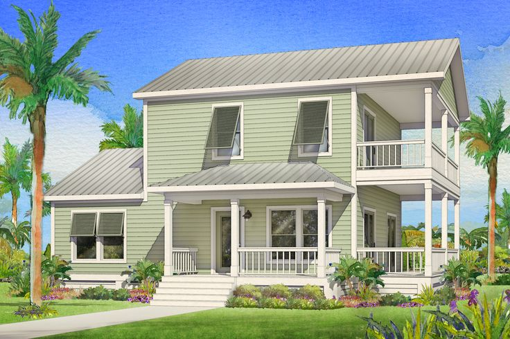 Affinity building systems 39 rendering of our kingfisher for Modular beach house